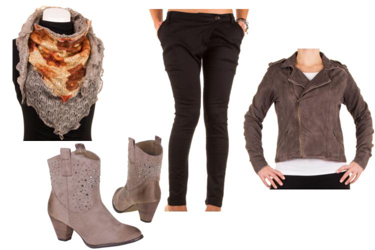 outfits damen komplett