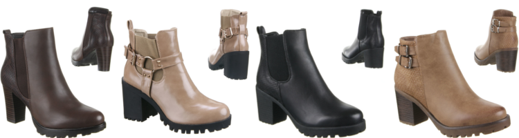 ea7e398309462d Schuhe für den Herbst  Stiefeletten - Ital-Design-Blog