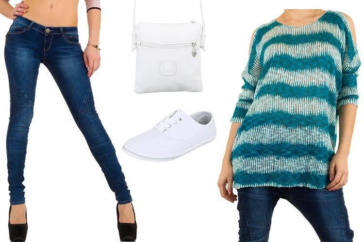 Mode-Mai: Alltags-Outfit Mai 2016
