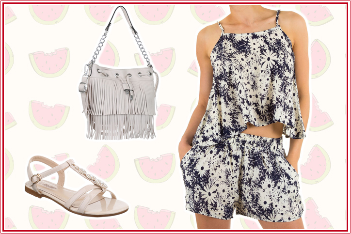 Sommer Outfit Ital-Design