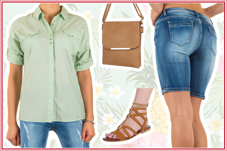 Sommer Style - City Trip