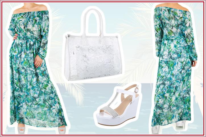 Beach-Styles: Ladylike & Classy