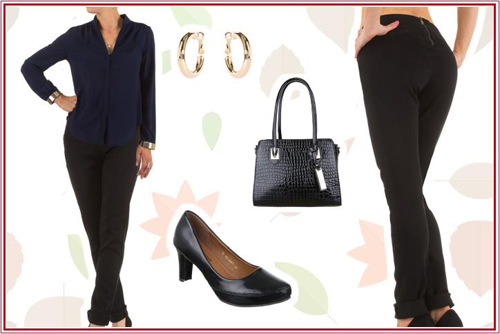 Business Casual – nur für echte Ladies! Bestell Dir Deinen schicken Casual Looks günstig online!