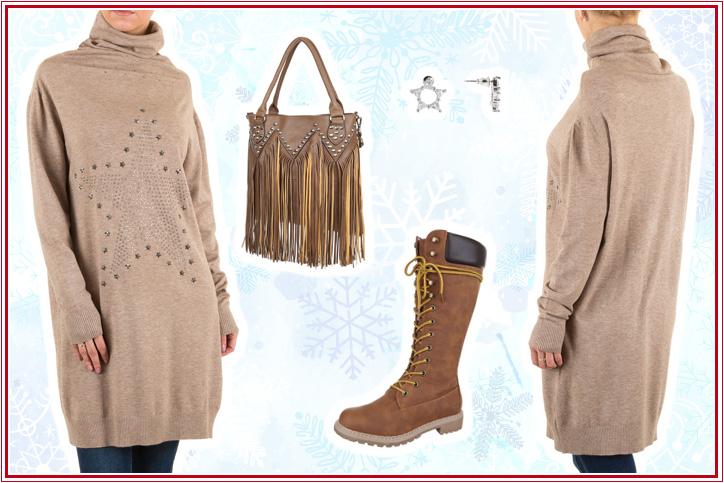 Cool Camel – bestell Dir online günstige Damen-Schnürstiefel in Braun für Deinen eleganten Casual-Style!