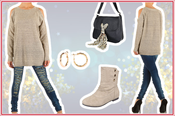 Bummeln mit Stil – Kauf Dir Deinen lässigen Casual Style mit Skinny Jeans für Damen zum günstigen Online-Bestpreis!