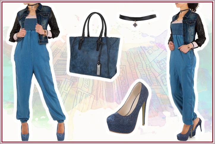 Spring Beauty – Jetzt Deinen Denim-on-Denim Look zum günstigen Einkaufspreis online shoppen!