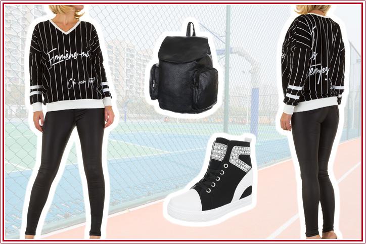Tuesday Suit – Jetzt Deinen Sporty Chic für den Alltag zum günstigen Onlineeinkaufspreis sichern!