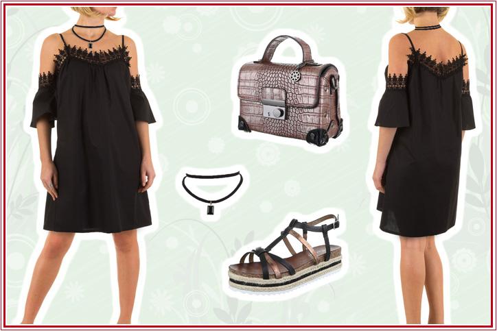 Downtown Lady – Jetzt bei Ital-Design für Deinen Freizeitlook lässige Flatforms günstig online einkaufen!
