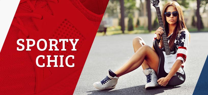 Bestell Dir Deinen Sporty Chic günstig online und werde zum Fashion-Trendsetter!