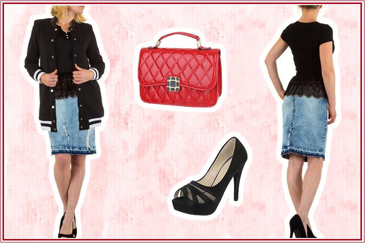rote handtasche kombinieren vintage rote handtasche damen aus leder mit rote handtasche damen. Black Bedroom Furniture Sets. Home Design Ideas