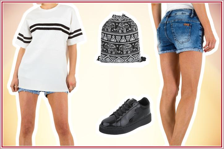 Stripe It Easy – Shirts mit Streifenmuster günstig online kaufen und beste Sommerlooks finden!