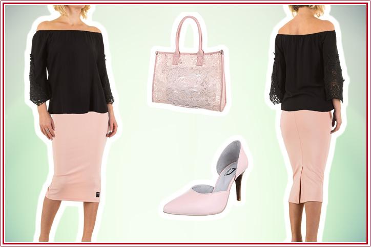 Rose & Black – Deinen eleganten Look mit Pumps in Rosa günstig online bestellen und wohlfühlen!