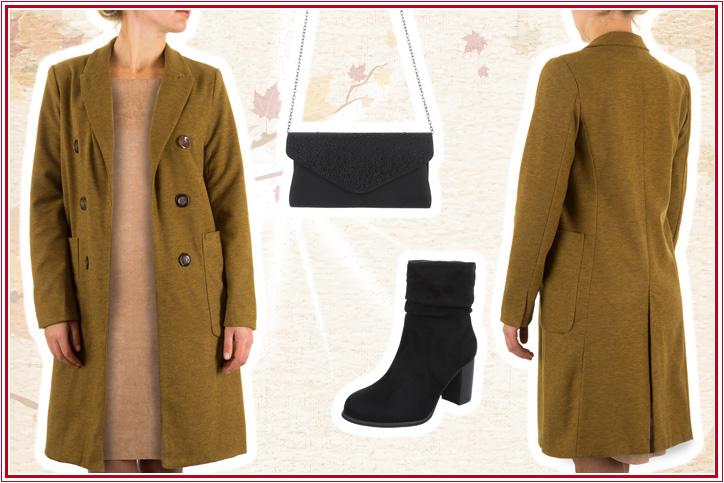 Lady Autumn – Sichere Dir jetzt Dein elegantes Herbstoutfit zum günstigen Onlineeinkaufspreis!