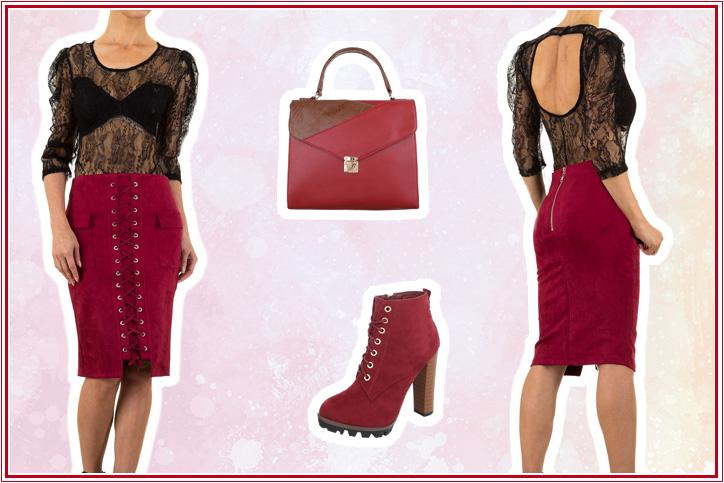 Heely Red – Rote High Heels günstig online bestellen und zum sexy Outfit perfekt kombinieren!