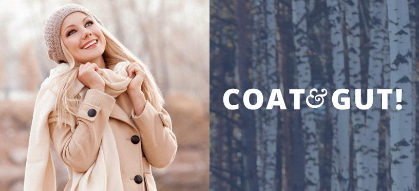 Wohlig-warme Wintermäntel für Damen günstig im Online-Shop einkaufen