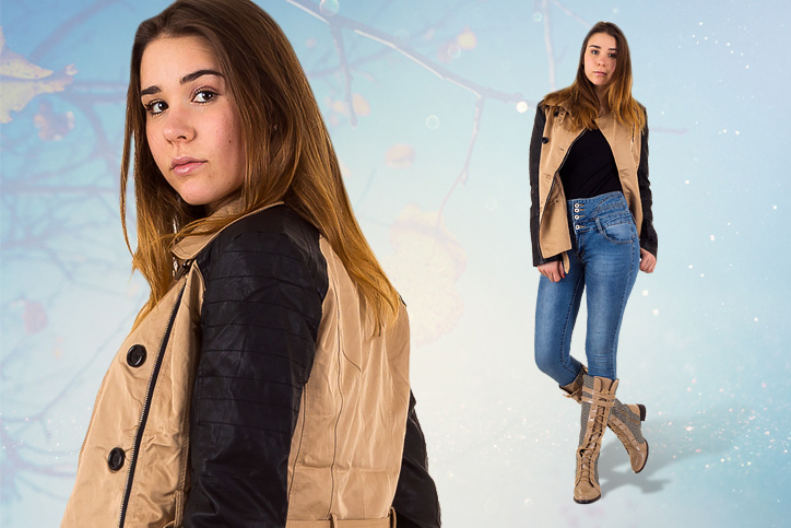 Lace-up Easy – So geht Dein perfecter Casual Look mit trendigen Lace-up Boots
