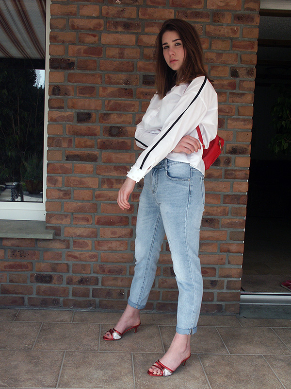 Kitten Casual – so kombinierst Du günstig online bestellte Pantoletten mit Kitten Heels perfekt!