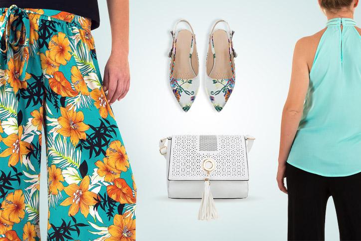 Hippie Style Flower Power Fashion Für Deinen Sommer