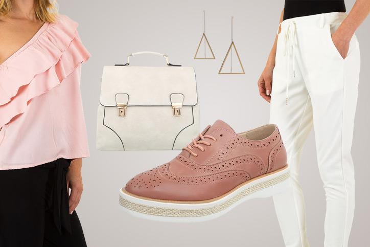 Plateau Lady – Dein schicker Style mit Flatform-Halbschuhen zum günstigen Online-Einkaufspreis