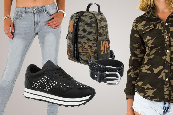 Plateau Girl – Flatform-Sneakers super preiswert shoppen und Dein Casual Style wird der Hit!