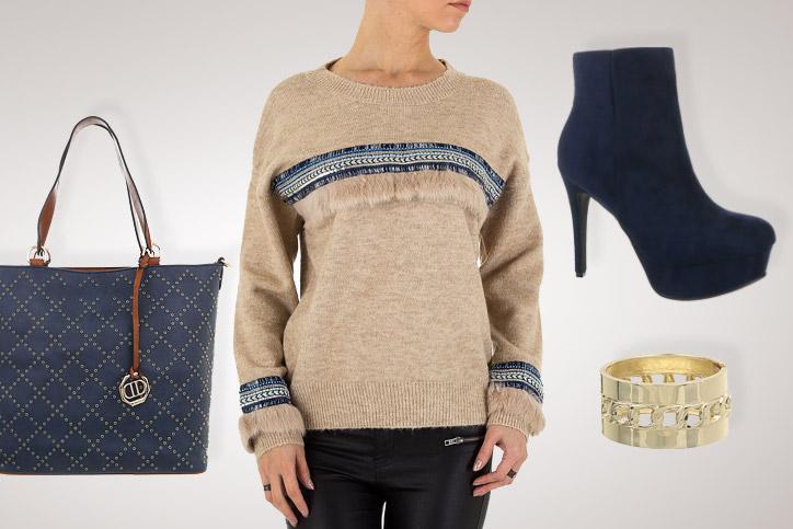 Royal Lady – Deinen schicken Strickpullover günstig online bestellen & super elegant kombinieren