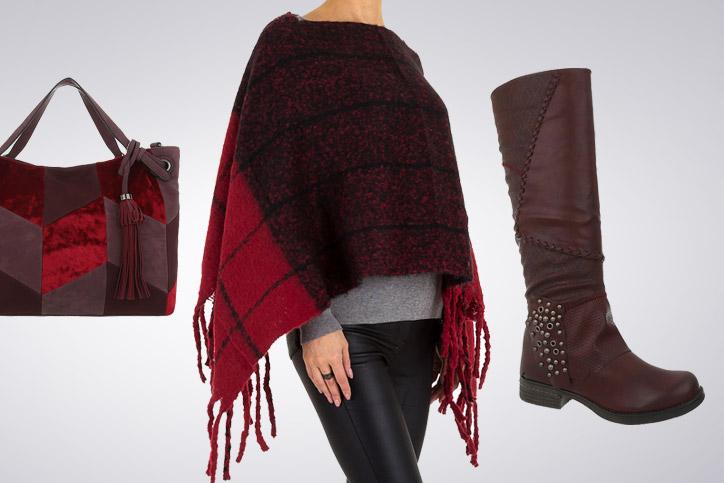 Weekday Chic – Flache braune Stiefel für Deinen Alltagslook günstig bestellen und kombinieren!