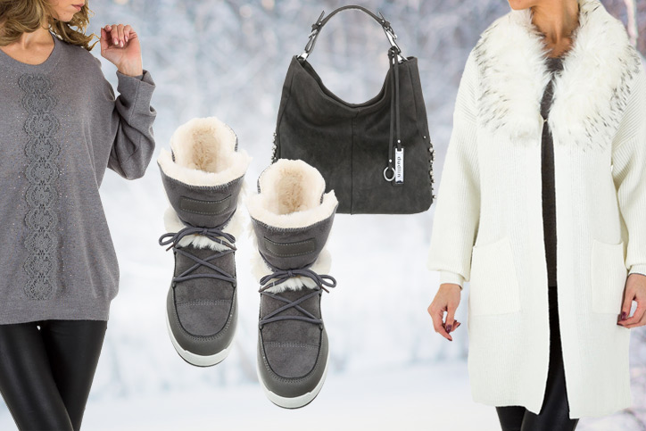 Kuschelige Eleganz – Wohlig warme Wintermode 2019 günstig bestellen & schick kombinieren