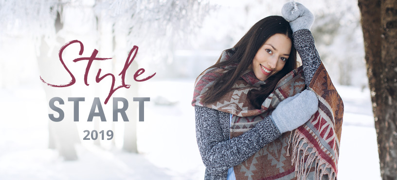 Trendmode im Winter 2019 – so gelingt Dein Style Start ins neue Jahr