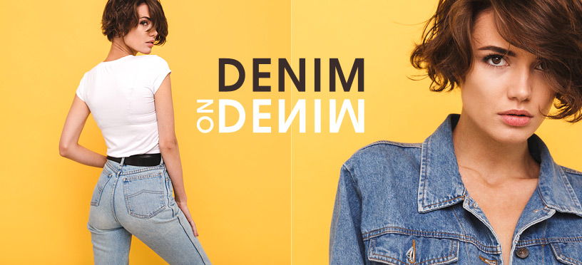 Double Denim | So kombinierst Du Jeans-Fashion perfekt