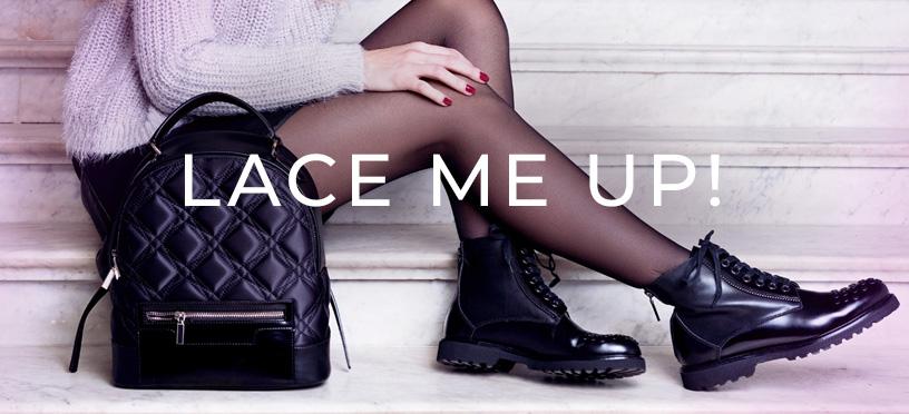 Lace-up Boots | So setzt Du Schnürstiefeletten perfekt in Szene