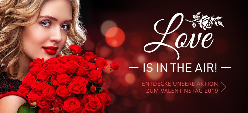 Valentinstag bei Ital-Design I 20 % Rabatt bis zum 12.02.2019
