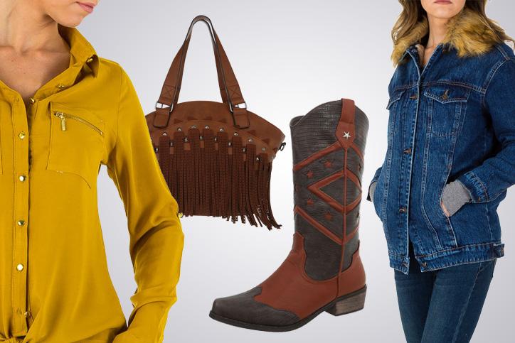 Cowgirl Classic – Westernstiefel günstig bestellen und mit klassischem Denim Look kombinieren