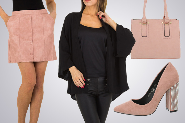 Leather-Look Lady – Dein elegantes Outfit in toller Lederoptik zum günstigen Onlineeinkaufspreis
