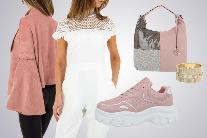Chunky Chic – Dein schicker Style mit rosa Chunky Sneakers zum günstigen Onlineeinkaufspreis!