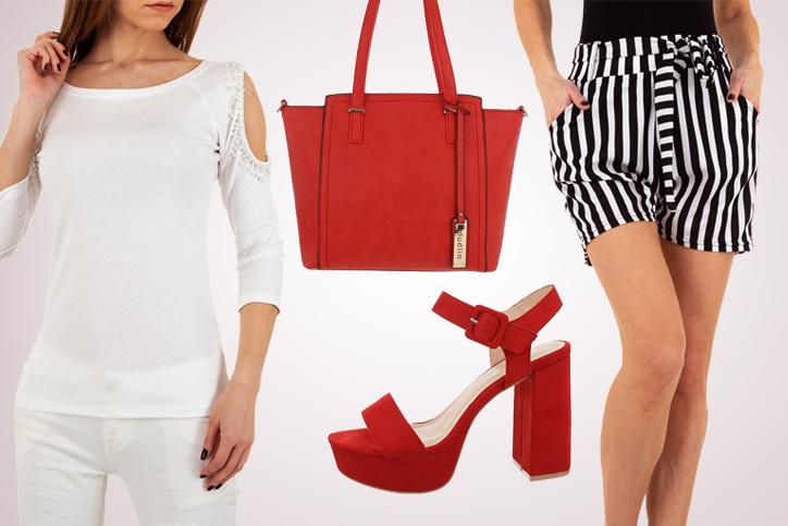Lady Shorts – Elegante Damenshorts günstig online bestellen und richtig schick kombinieren