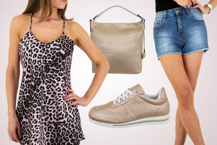 Girlie Shorts – Dein entspannter Shorts-Style mit Sneakers zum günstigen Onlineeinkaufspreis