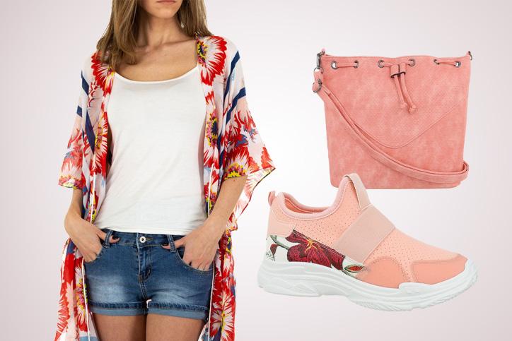 Casual Flowers – Sneakers mit Blumenmuster günstig online shoppen & richtig sweet kombinieren