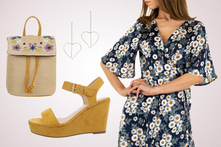 Statement Dress – Der perfekte Look mit Trompetenärmelkleid zum günstigen Onlineeinkaufspreis