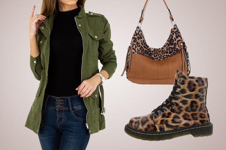 Herbstlich Casual – Deinen entspannten Herbstlook zum günstigen Onlineeinkaufspreis sichern