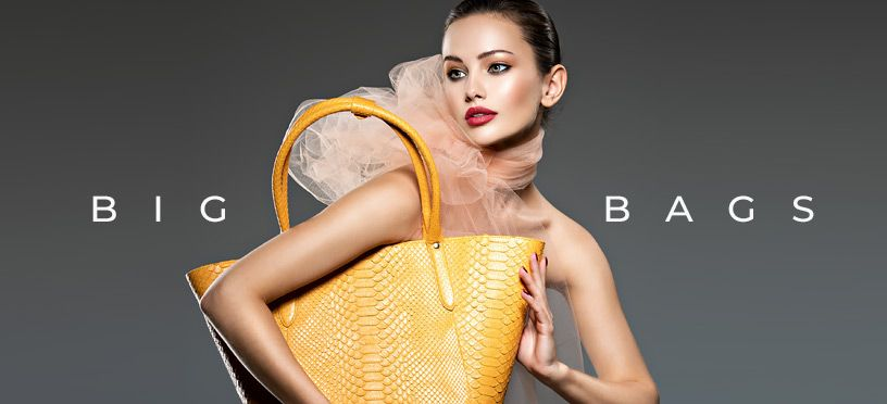 Big Bags | Perfekte Outfits mit großen Taschen