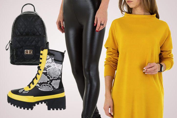 Worker Boot Fashionista – Dein stylisches Outfit mit Worker Boots zum günstigen Onlinepreis