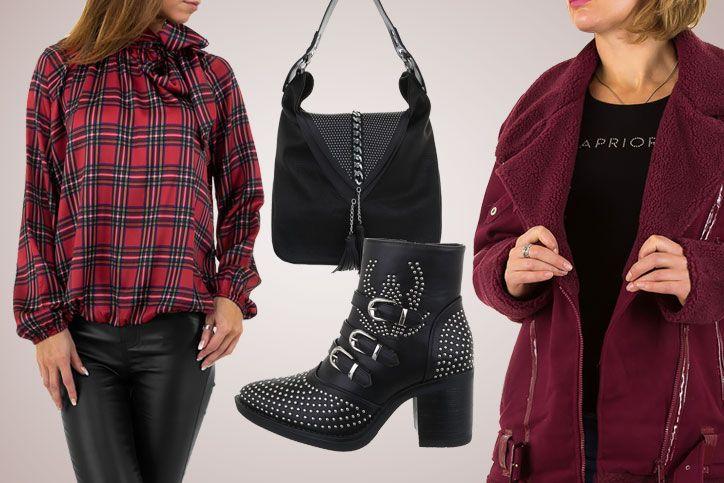Rock Jacket Style – Style Deine günstige Damenjacke im 90s-Look super lässig mit wenigen Teilen