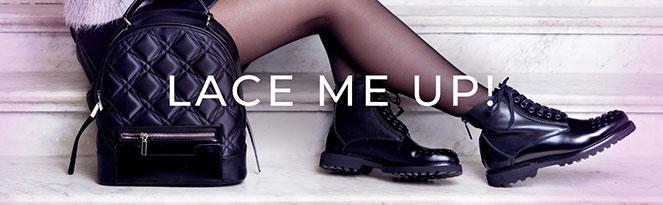 Lace me up | Dein Look mit Schnürstiefeletten 2020