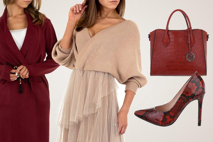 Paris Heels – Dein eleganter Look mit roten High-Heel Pumps zum günstigen Onlinepreis