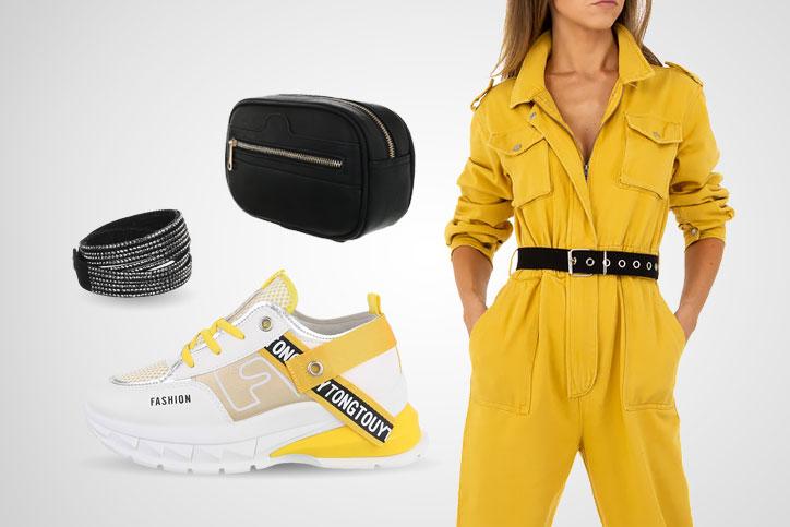 Flatform Sneakers – Dein perfekter Casual Look mit Chunky Sneakers zum günstigen Onlinepreis