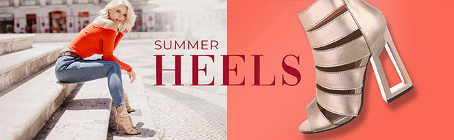 SUMMER HEELS | Hohe Sandaletten perfekt kombinieren
