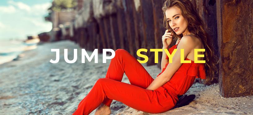 JUMP STYLE   So wird Dein Sommerlook perfekt