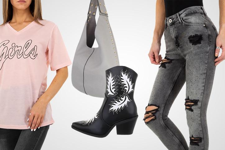 Rough Cowgirl – Markante Cowboy Boots erst günstig bestellen und dann stark kombinieren