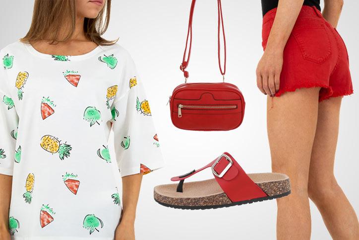 Oversize Casual – Extraweites Shirt erst günstig online kaufen und dann sommerlich stylen