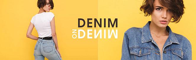 DOUBLE DENIM | So kombinierst Du Jeansteile perfekt